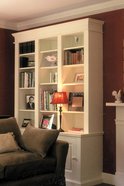 Fitted Sitting Room Furniture